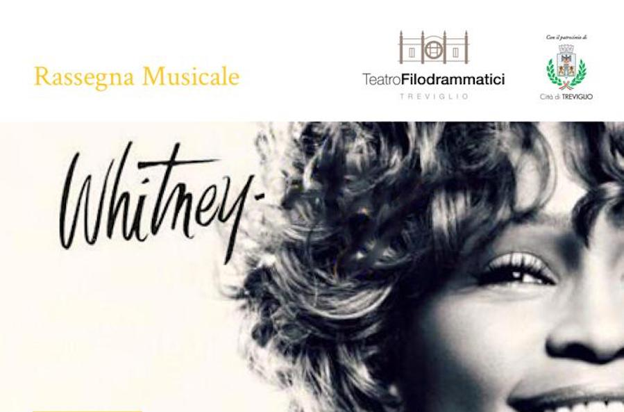 serata di beneficienza a treviglio dedicata a whitney houston